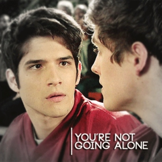 scisaac; you're not going alone