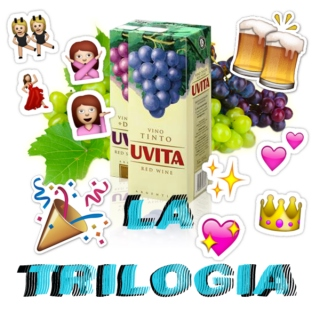 vino uvita con pepsi THE TRILOGY