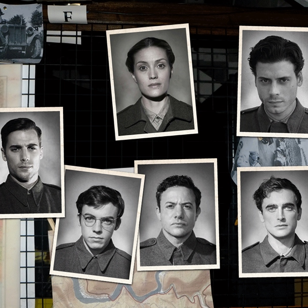 """X Company - """"Rise again, Marianne,  I will fight for you still."""""""