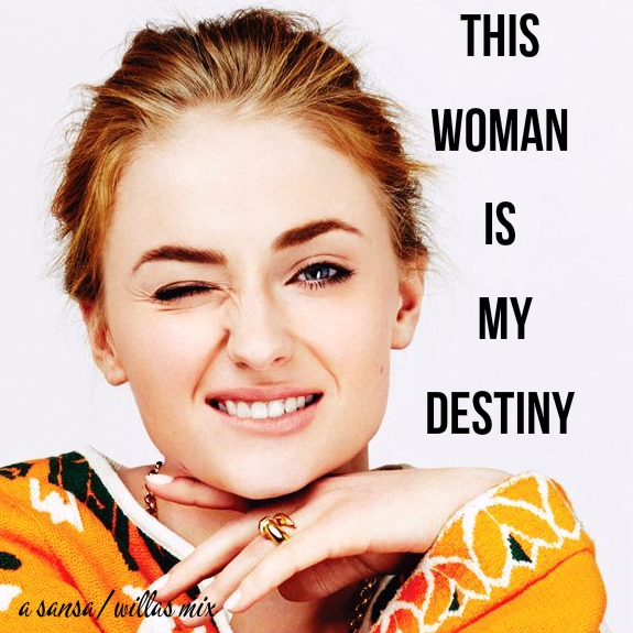 this woman is my destiny
