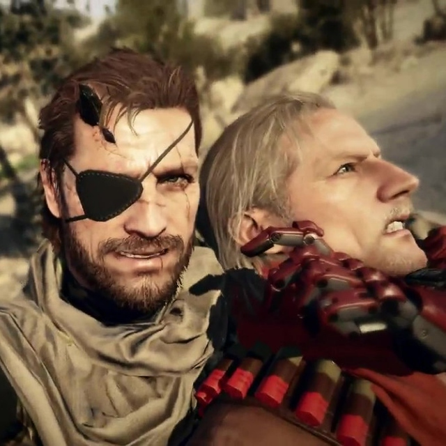 Big Boss just wants to have a good time.