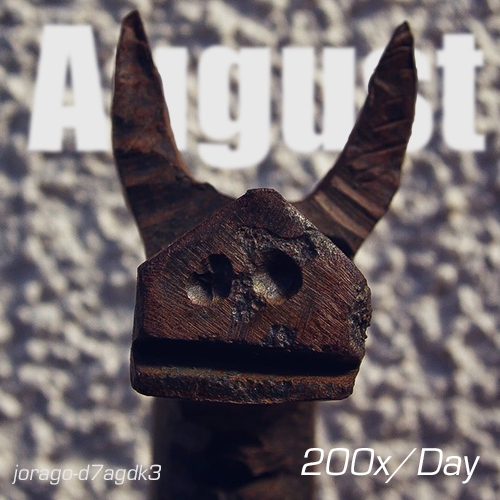 200x/Day (August '15)