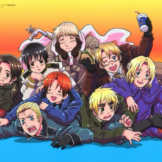 Hetalia: The Dark Ages