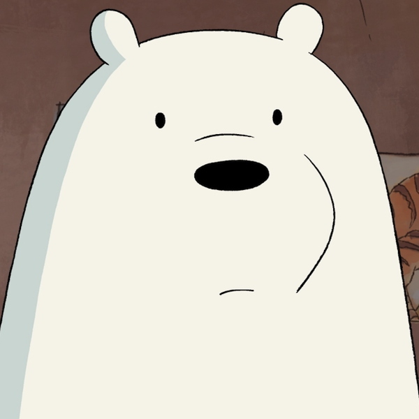 Ice Bear Approves of This Playlist