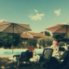 SP6 Chilling pool pepitos