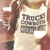 'Cause I'm a whiskey girl