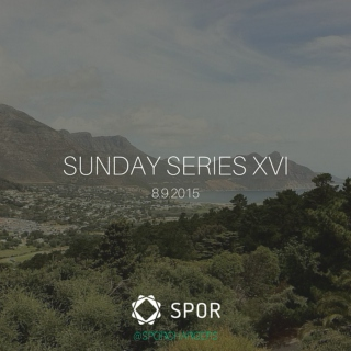 SPOR Sunday Series XVI