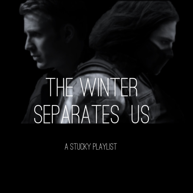 the winter separates us