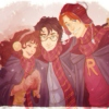 The Boy Who Lived, Our King, and The Brightest Witch of her Age