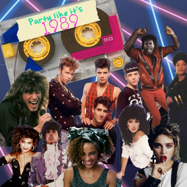 Party Like It's 1989!