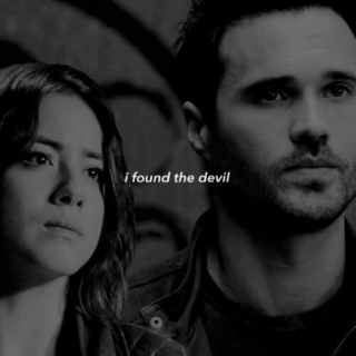 i found the devil, i found him in a lover