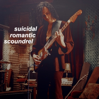 Suicidal Romantic Scoundrel [Adam's Music]