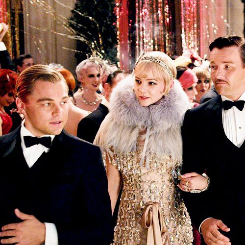Gatsby's having a party