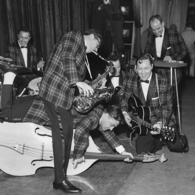 Rock And Roll - 1955
