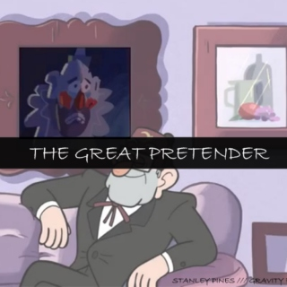 great pretender // stanley pines