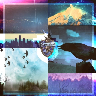 Us Ravenclaws don't mess around