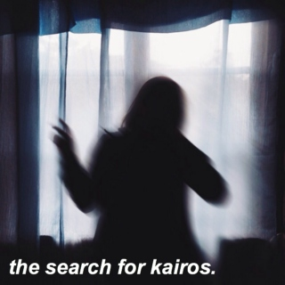 the search for kairos