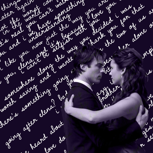 The Ultimate Delena Playlist: From Hate to Love