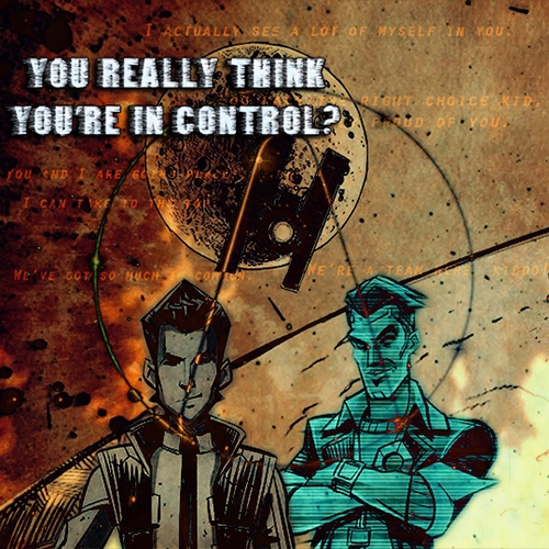 You Really Think You're In Control?
