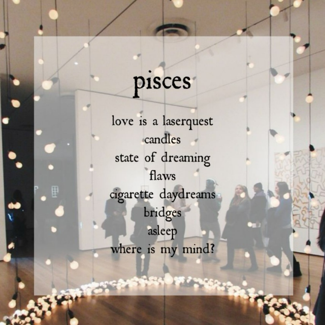 pisces playlist
