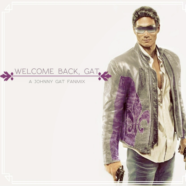 welcome back, gat