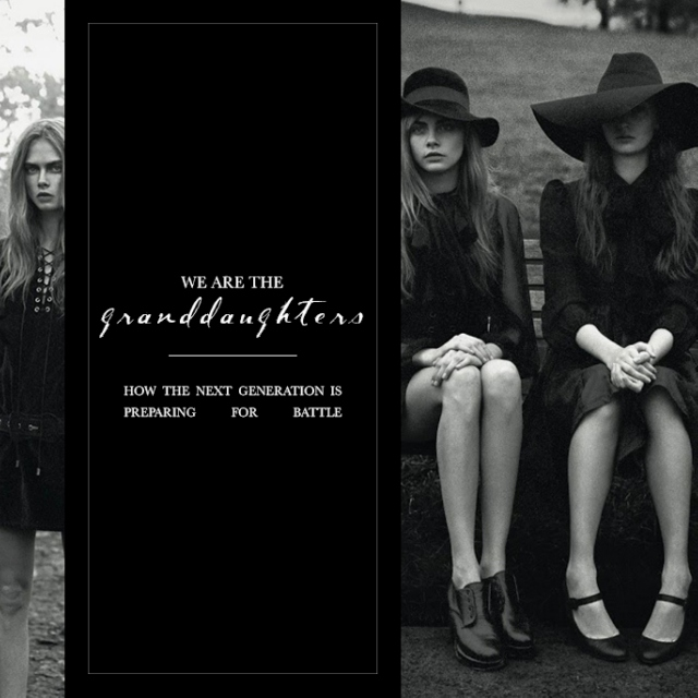we are the granddaughters