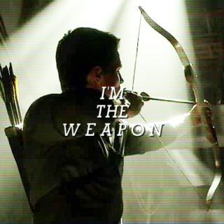 I'm The Weapon