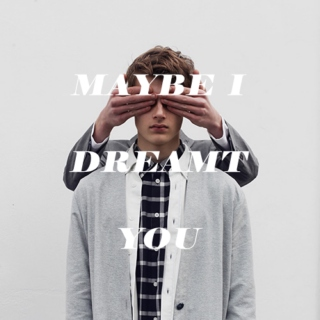 maybe i dreamt you