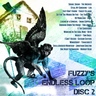 Fuzzy's Endless Loop 2: Crack!Fest