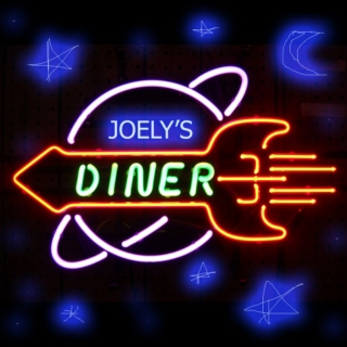 JoELY's 60s DINER, LETS FuK it uP