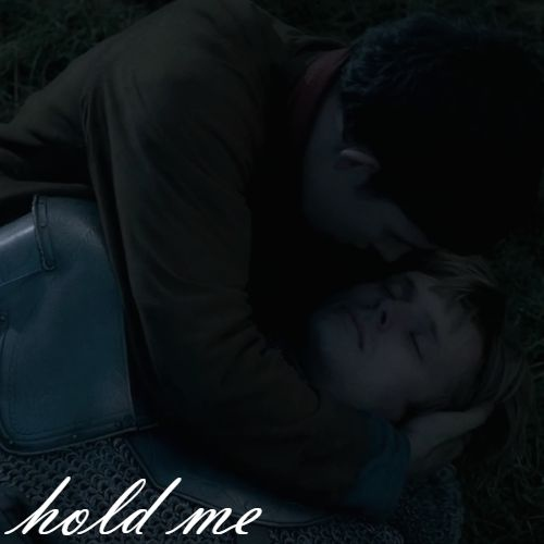 just hold me, please