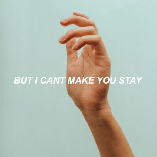 make you stay