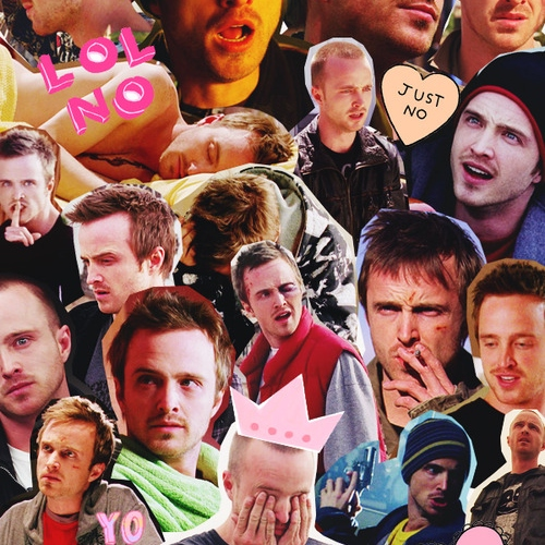 to each his own: jesse pinkman
