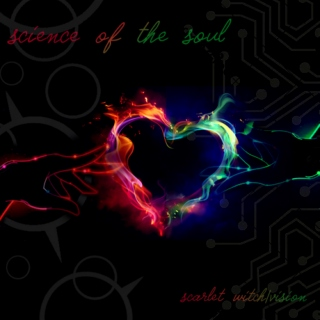 science of the soul ~ wanda/vision