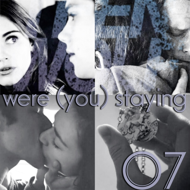 07.were (you) staying