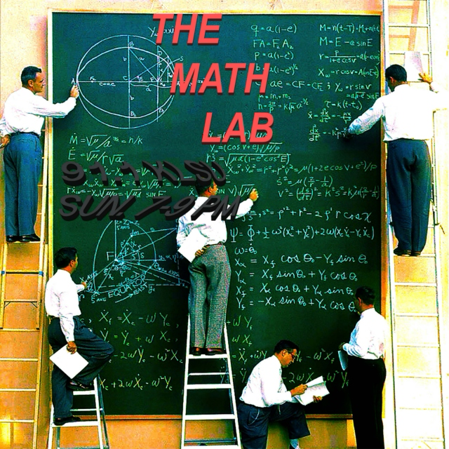 The Math Lab 8/16/15