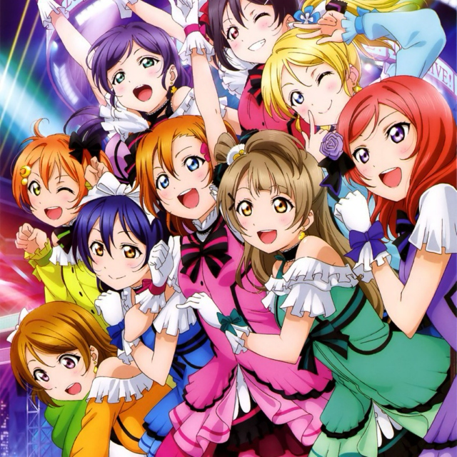 love live - pure mix