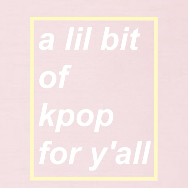 a lil bit of kpop(girl groups)
