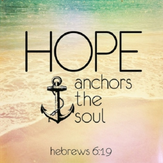 He Is The Anchor For Our Souls