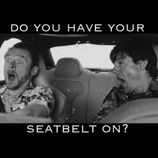 do you have your seatbelt on?