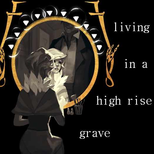 living in a high rise grave