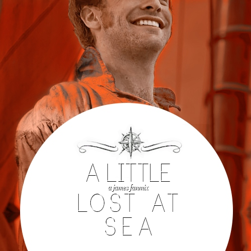 A LITTLE LOST AT SEA (James)