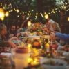 Warm Summer's Night Dinner Party