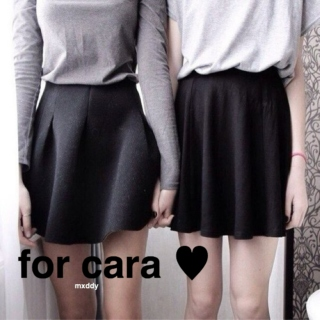 for cara ♡