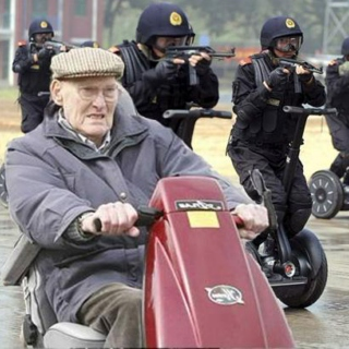 Escape from the Nursing Home