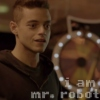 i am mr. robot