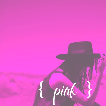//color study: pink