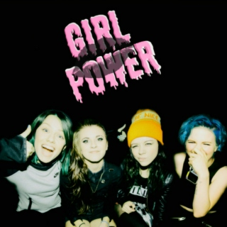 pop punk queens {girl power}