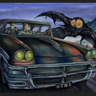 a mothman festival on a saturday night