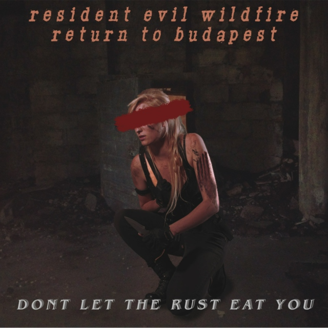 don't let the rust eat you